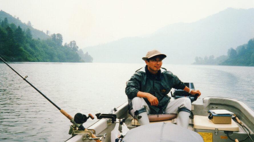 あのころ…1992年(たぶん)遥かなる銀山湖